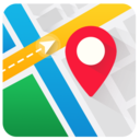 Icon for Real-time GPS, Maps, Routes, Direction and Traffic