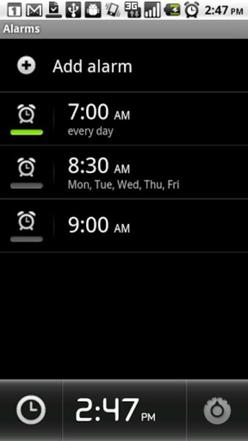 Alarm Clock Plus(NoAds) screenshot 2