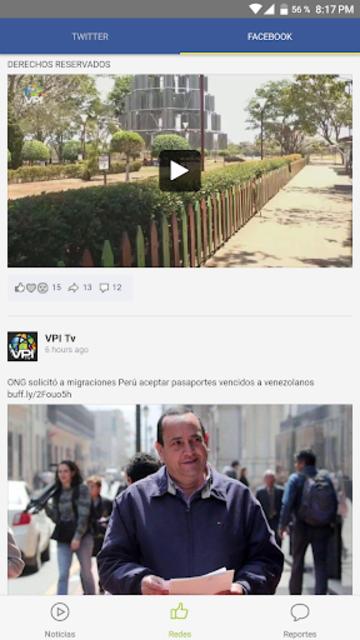 VPItv screenshot 4