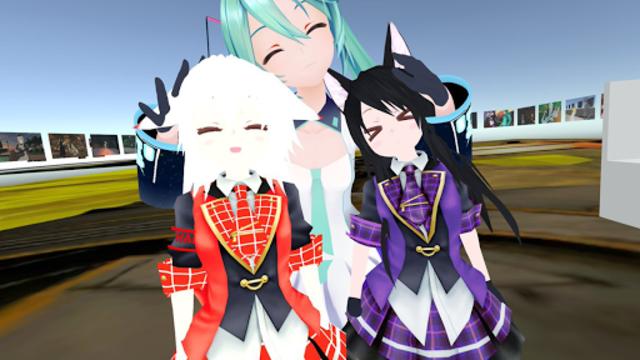 VR Anime Avatars for VRChat screenshot 1
