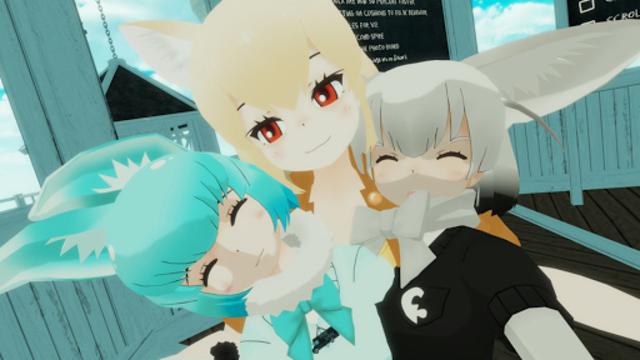 VR Anime Avatars for VRChat screenshot 9