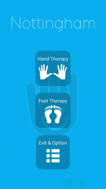 Nottingham: Therapy for Arthritis Pain screenshot 1