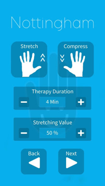 Nottingham: Therapy for Arthritis Pain screenshot 2