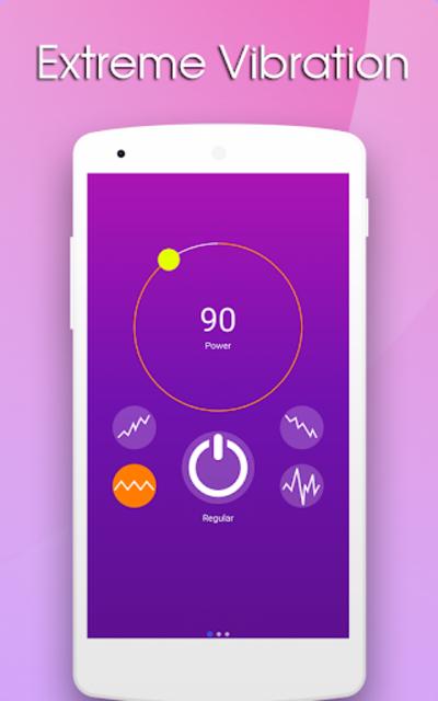 Massager Vibration App screenshot 7