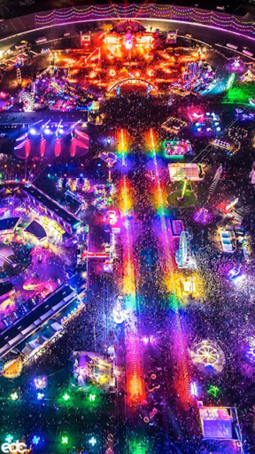 EDC Las Vegas Wallpapers screenshot 3