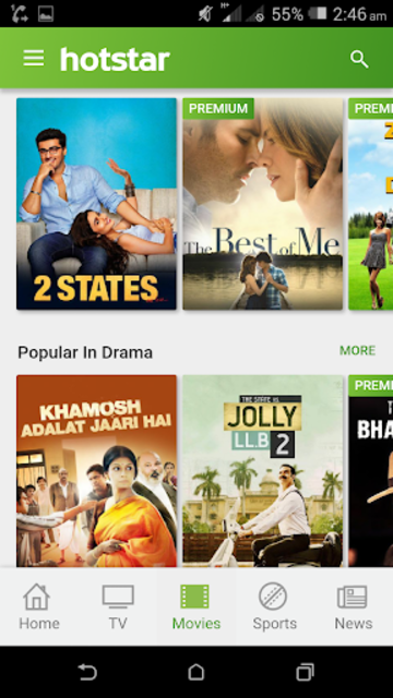 About: Hotstar Live Tv Show Movies Cricket (Google Play