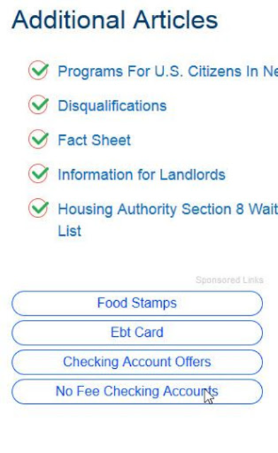Section 8 Rentals - No Waiting List screenshot 4