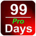 Icon for Countdown in Status Bar Pro