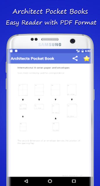 Architect Pocket Books screenshot 5