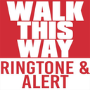 Icon for Walk This Way Ringtone & Alert