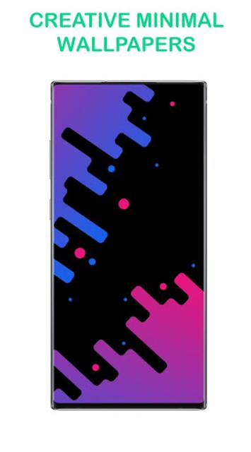 MinimalPix - 4K Minimal Wallpapers screenshot 2