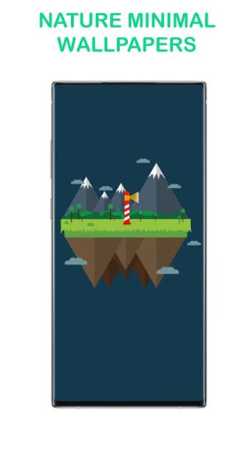 MinimalPix - 4K Minimal Wallpapers screenshot 4