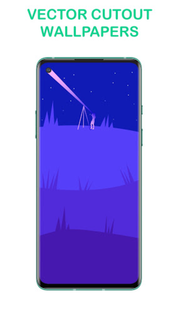 ProPix - Punch Hole Wallpapers for OnePlus 8 & Pro screenshot 2