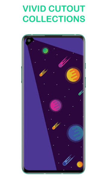 ProPix - Punch Hole Wallpapers for OnePlus 8 & Pro screenshot 7