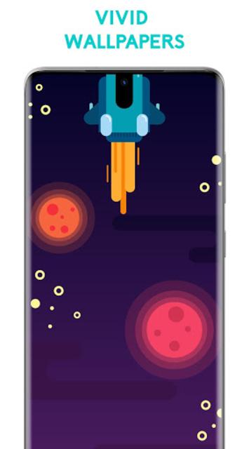 UltraPix - S21, S20 Punch Hole Cutout Wallpapers screenshot 2