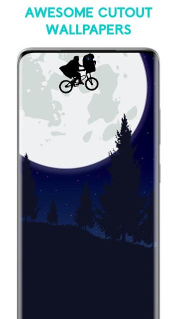UltraPix - S21, S20 Punch Hole Cutout Wallpapers screenshot 8