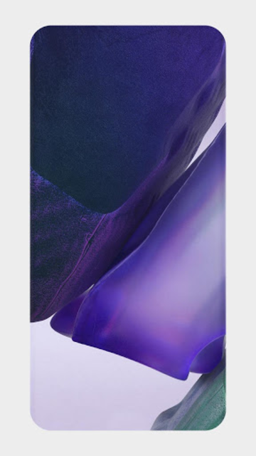 Galaxy Note 20 HD Wallpapers screenshot 4