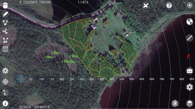 Walter Maps screenshot 1