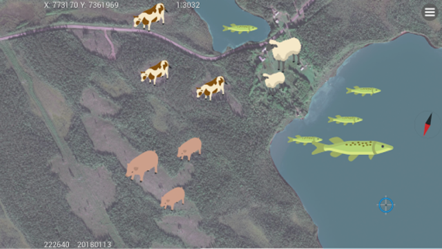 Walter Maps screenshot 3