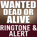 Icon for Wanted Dead Or Alive Ringtone