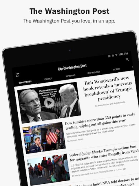 The Washington Post screenshot 9