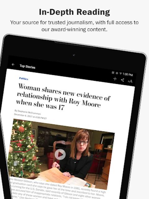 The Washington Post screenshot 10
