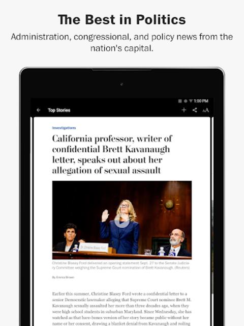 The Washington Post screenshot 13