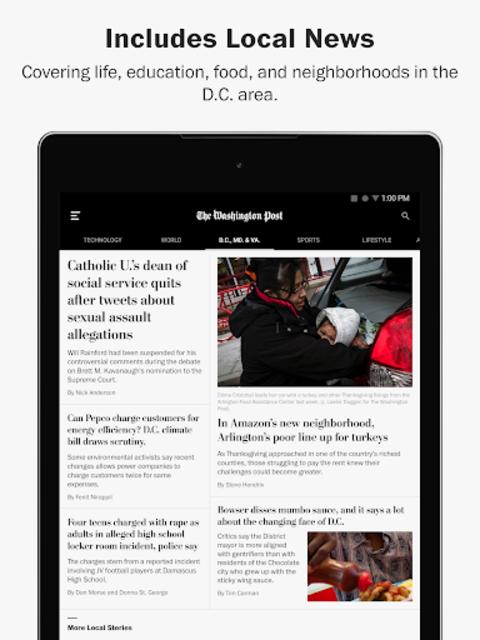 The Washington Post screenshot 14