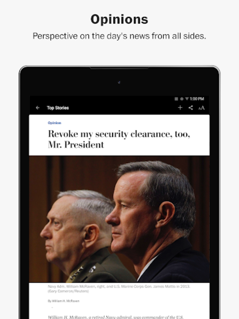 The Washington Post screenshot 15