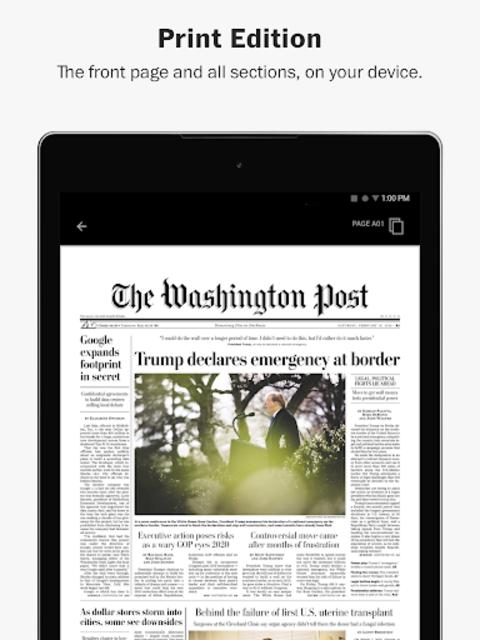 The Washington Post screenshot 16