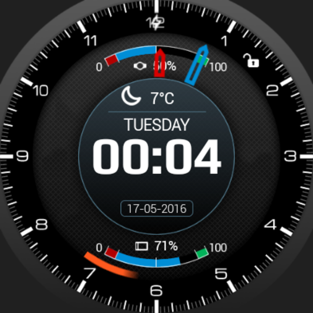 Power Watch Face screenshot 9