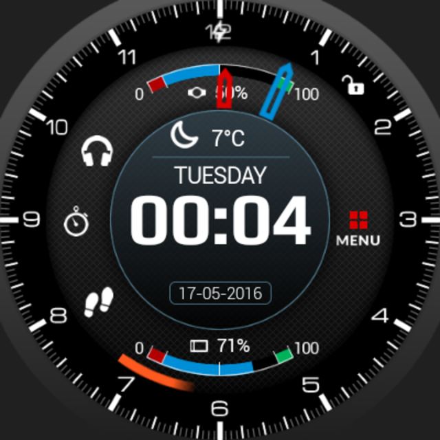 Power Watch Face screenshot 10