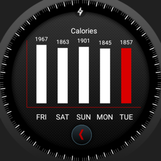 Power Watch Face screenshot 15