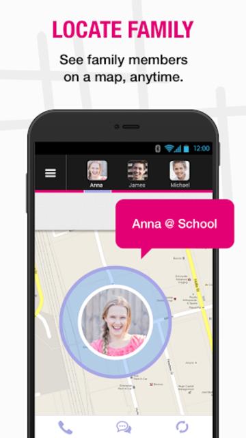 T-Mobile FamilyWhere screenshot 2
