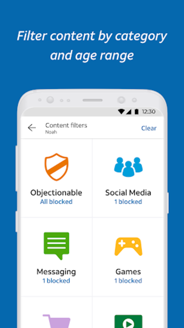 AT&T Secure Family™ screenshot 5