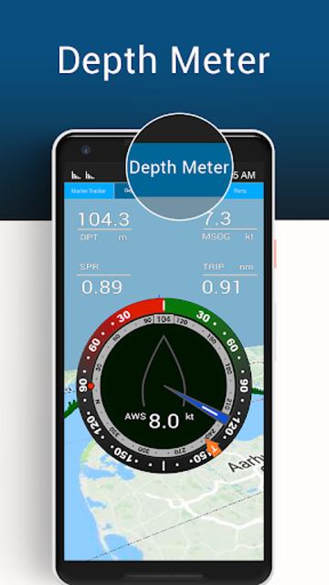 Marine Tracker Ship Finder-Vessel Positions Free screenshot 2