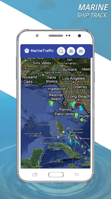 Marine Traffic Ship Tracker: Vessel Positions Free screenshot 3