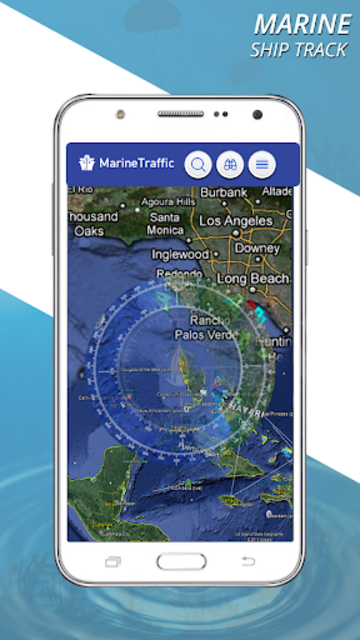 Marine Traffic Ship Tracker: Vessel Positions Free screenshot 4