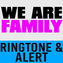 Icon for We Are Family Ringtone & Alert