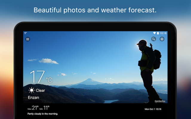 Weather & Widget - Weawow screenshot 9