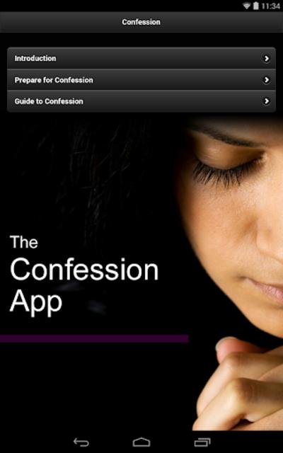 Confession App: Catholic screenshot 1