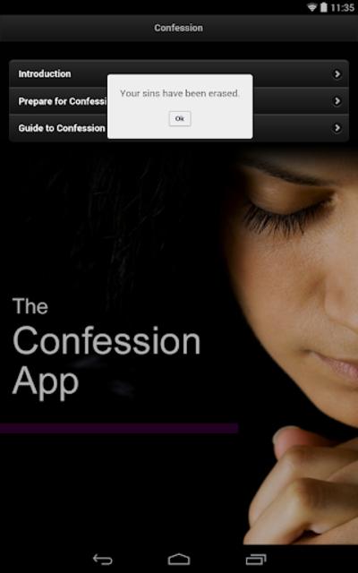 Confession App: Catholic screenshot 14