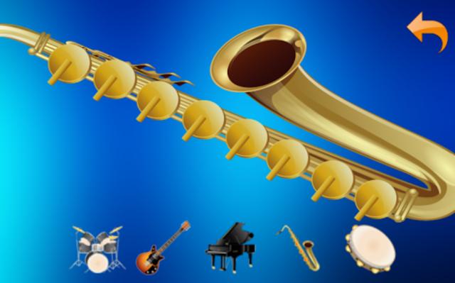 Saxophone Play screenshot 1