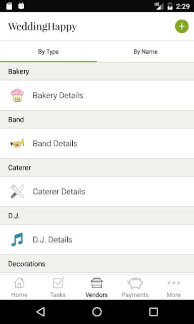 WeddingHappy - Wedding Planner screenshot 4
