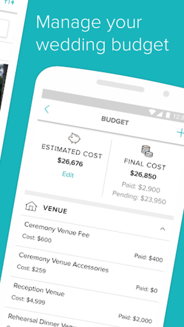 Wedding Countdown & Checklist: Wedding Planner App screenshot 3