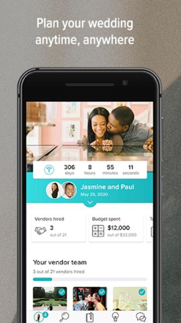 Wedding Countdown & Checklist: Wedding Planner App screenshot 2