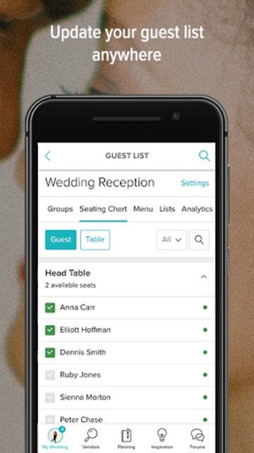 Wedding Countdown & Checklist: Wedding Planner App screenshot 6