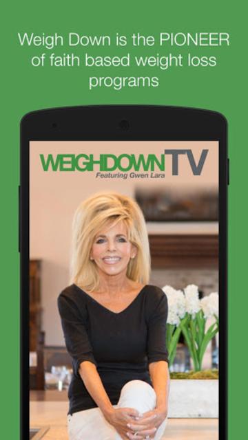 Weigh Down TV screenshot 1