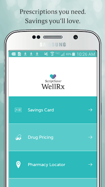 QL RX Savings screenshot 3