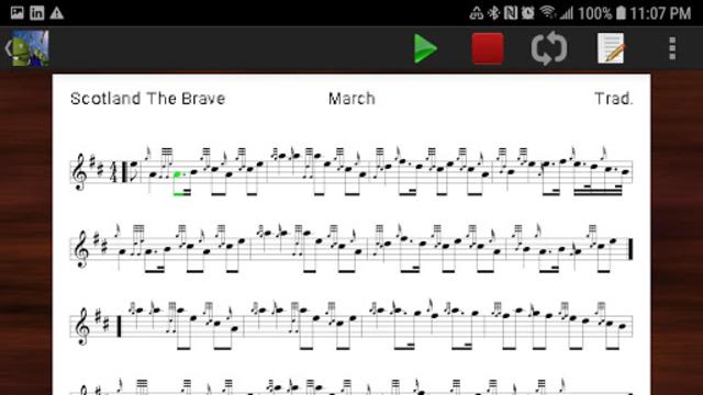 Droid Piper screenshot 3